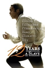 Filmposter: 12 Years a Slave
