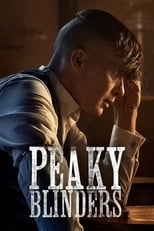 Peaky Blinders Sangue, Apostas e Navalhas 5ª Temporada Completa Torrent Legendada