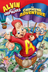 Image The Chipmunk Adventure (1987)