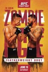 UFC on ESPN 25: Korean Zombie vs Ige