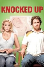 Official movie poster for Knocked Up (2007)
