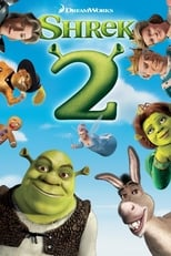 Shrek 2 (2004) Box Art