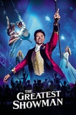 Official movie poster for The Greatest Showman (2017)