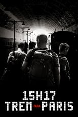 15h17: Trem Para Paris (2018) Torrent Dublado e Legendado