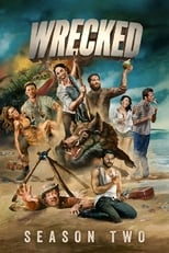 Wrecked 2ª Temporada Completa Torrent Legendada