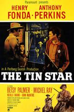 The Tin Star (1957) Box Art