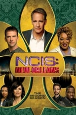 NCIS New Orleans 2ª Temporada Completa Torrent Legendada
