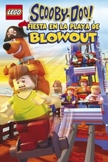 VER Lego Scooby-Doo! Blowout Beach Bash (2017) Online Gratis HD