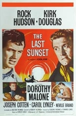 The Last Sunset (1961) Box Art