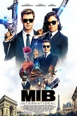 Imagen Men in black: Internacional