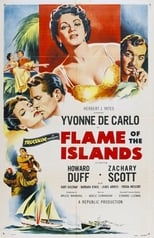 Flame of the Islands (1955) Box Art