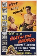 Best of the Badmen (1951) Box Art