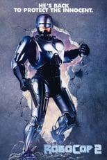 Poster for RoboCop 2