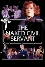 Official movie poster for The Naked Civil Servant (1976)