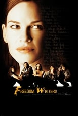 Official movie poster for Freedom Writers (2007)