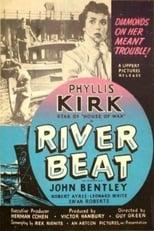 River Beat (1954) Box Art