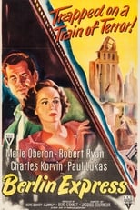 Berlin Express (1948) box art