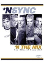 Official movie poster for Nsync - In the Mix (1999)