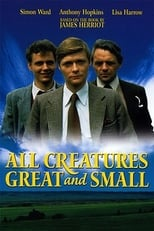 All Creatures Great and Small (1974) Box Art