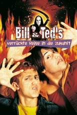 Bill & Ted's verrückte Reise in die Zukunft: Böse Bill- und Ted-Roboter werden aus der Zukunft geschickt, um Bill und Ted zu töten, bevor sie mit ihrer Band Wild Stallyns einen Talentwettbewerb gewinnen und mit ihrer Fanschar die Welt verändern können. Die Roboter stürzen Bill und Ted von einer Klippe und übernehmen ihre Rolle. Bill und Ted spielen derzeit in der Hölle mit dem Tod um ihre Zukunft und gewinnen. Mit dem Sensenmann im Schlepptau gelangen Bill und Ted zurück ins Diesseits. Dort haben die Roboter bereits für Chaos gesorgt. Mit der Hilfe von marsianischen Wissenschaftlern bauen Bill und Ted weitere Bill- und Ted-Roboter, die bei dem Talentwettbewerb gegen die bösen Alter egos antreten. Einer Karriere als Rockstars steht nun nichts mehr im Wege.