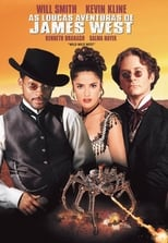 As Loucas Aventuras de James West (1999) Torrent Dublado e Legendado
