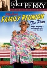 Official movie poster for Madea