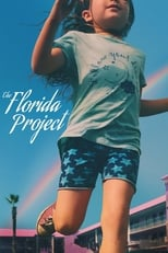 Poster van The Florida Project
