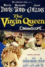 Poster for The Virgin Queen
