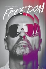 Poster for George Michael: Freedom