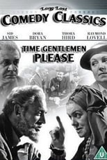 Time, Gentlemen, Please! (1952) Box Art
