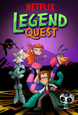 Legend Quest 1ª Temporada Completa Torrent Dublada e Legendada