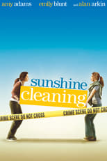 Filmposter: Sunshine Cleaning