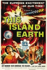 This Island Earth (1955) Box Art