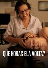 Que Horas Ela Volta? (2015) Torrent Dublado