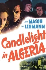 Candlelight in Algeria (1943) Box Art