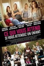 Ce qui vous attend si vous attendez un enfant  (What To Expect When You're Expecting) streaming complet VF HD