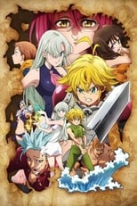 Nanatsu no taizai 3ª Temporada Completa Torrent Dublada e Legendada