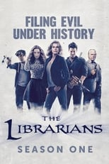The Librarians 1ª Temporada Completa Torrent Dublada e Legendada