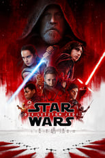 Star Wars: Die letzten Jedi: Die planetenvernichtende Starkiller-Basis der Ersten Ordnung ist zwar zerstört, die Neue Republik nach der vorherigen Zerstörung von fünf Welten aber massiv geschwächt. Sie steht am Abgrund und wird nur noch von Generalin Leias Widerstand verteidigt, für den auch Pilot Poe Dameron und der desertierte Ex-Sturmtruppler Finn kämpfen. Rey, mit den Erfahrungen ihres ersten großen Abenteuers in den Knochen, geht unterdessen bei Luke Skywalker auf dem Inselplaneten Ahch-To in die Lehre. Luke ist der letzte Jedi, der letzte Vertreter des Ordens, auf dem die Hoffnung ruht, dass Frieden in der Galaxis einkehrt. Doch die Erste Ordnung wirft ihren Schatten auch auf Luke und Rey: Der verlorene, ehemalige Schützling des alten Meisters, Kylo Ren, hat die finstere Mission noch längst nicht beendet, die ihm der sinistere Strippenzieher Snoke auftrug…