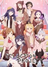 Poster anime Selection Project Sub Indo