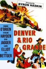 Denver and The Rio Grande (1952) Box Art