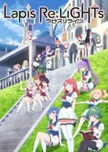Poster anime Lapis Re:LiGHTsSub Indo