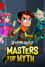 Legend Quest Masters of Myth 1ª Temporada Completa Torrent Dublada e Legendada