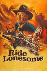 Ride Lonesome (1959) Box Art