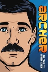Archer: Season 4 (2013)