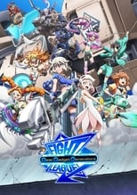 Poster anime Fight League: Gear Gadget Generators Sub Indo