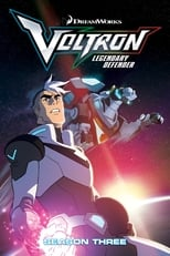 Voltron O Defensor Lendário 3ª Temporada Completa Torrent Dublada e Legendada