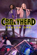 Crazyhead 1ª Temporada Completa Torrent Dublada e Legendada