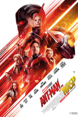 Filmposter: Ant-Man and the Wasp