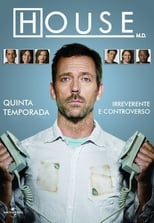 Dr. House 5ª Temporada Completa Torrent Dublada e Legendada